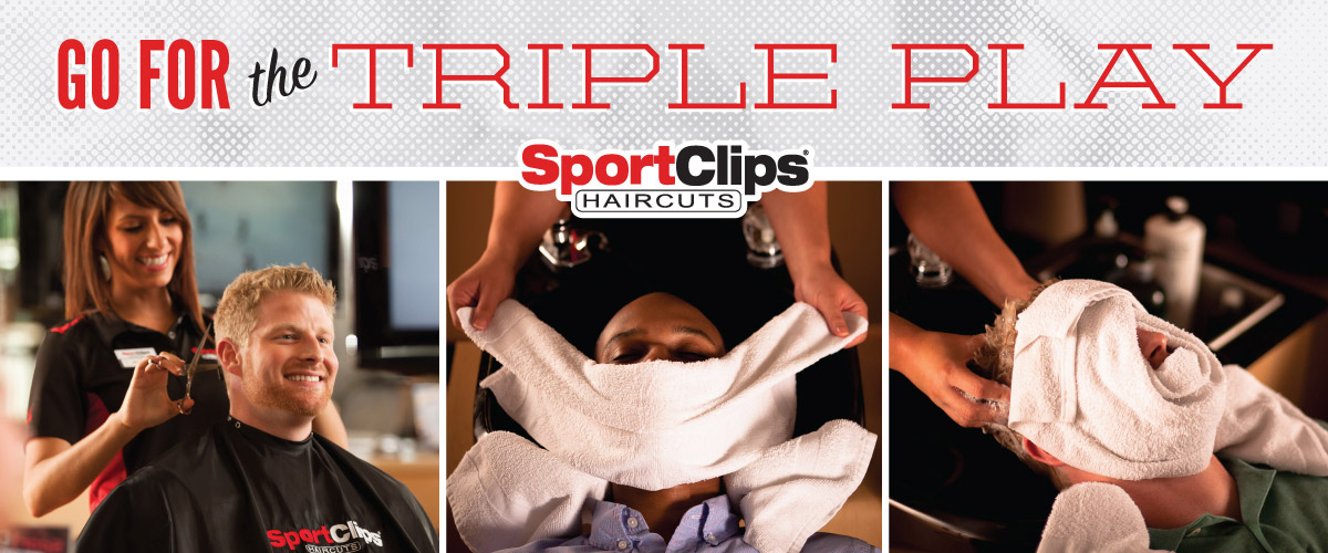 The Sport Clips Haircuts of Macon - Plantation Centre  Triple Play